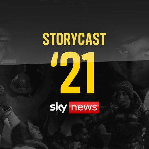 StoryCast '21: Listen to all the episodes so far