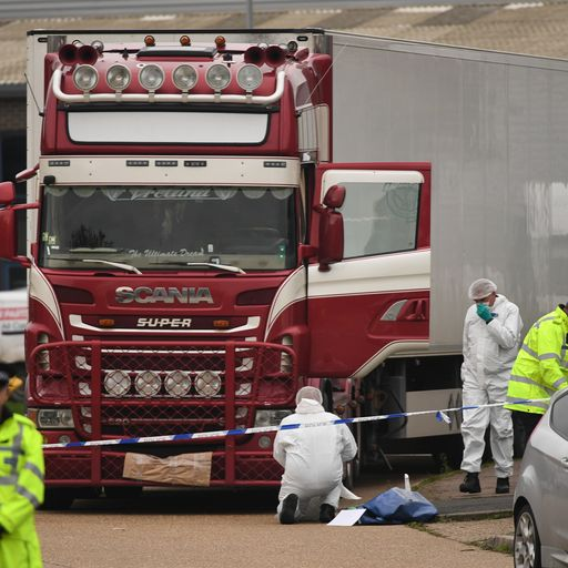 Essex lorry deaths: The perilous journey that claimed the lives of 39 people