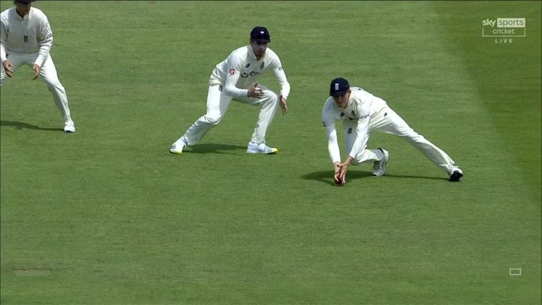 Sky Sports pundits Rob Key and Simon Doull suggest a change in decision-making is needed after New Zealand's Devon Conway is reprieved on day two of the second Test.