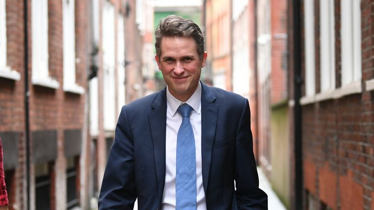 """File photo dated 27/1/2021 of Gavin Williamson. Headteachers have been told by the Education Secretary to ensure """"political impartiality"""" over the Israel-Palestinian conflict, following a """"concerning"""" increase in anti-Semitic incidents. Mr Williamson said the recent violence had increased focus on the conflict in many schools, which in some cases had led to the expression of anti-Semitic views and bullying of Jewish students and teachers. Issue date: Saturday May 29, 2021."""