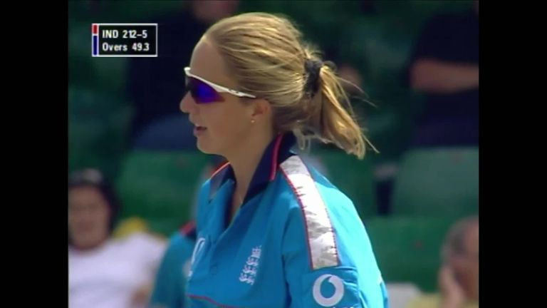 See some of the most memorable moments as Sky Sports celebrates 25 years of covering women's cricket