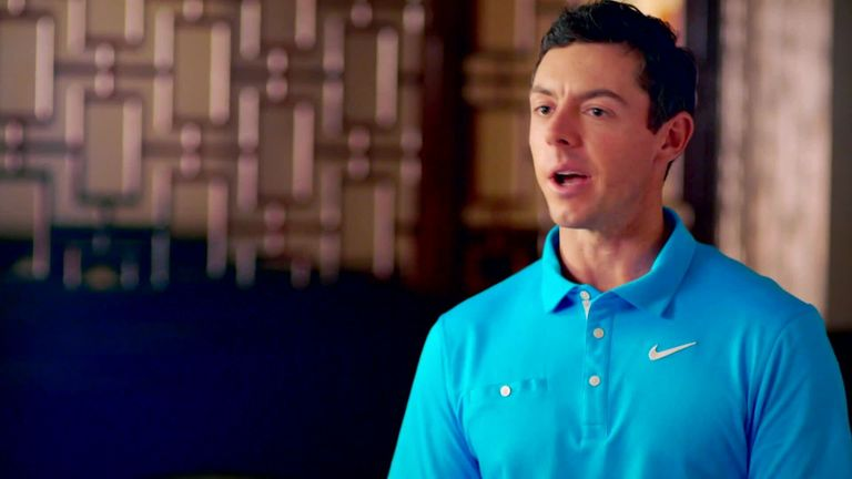 My Voice: Rory speaks openly about becoming a voice of the game in an exclusive GolfPass feature – watch this and much, much more on GolfPass which is now available on Sky Q