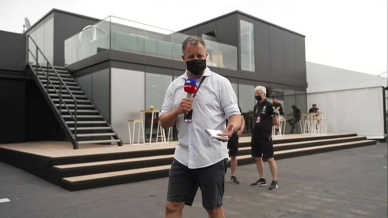 Ted Kravitz previews this weekend's French Grand Prix at Circuit Paul Ricard.