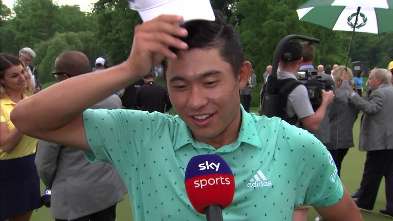 Collin Morikawa focused on the positives of his performance at Muirfield Village after losing out to Patrick Cantlay in a playoff at The Memorial Tournament.