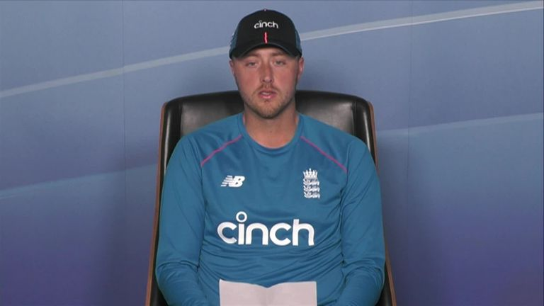 England seamer Ollie Robinson has apologised for the racist and sexist tweets he posted over eight years ago which emerged on the day of his Test debut.
