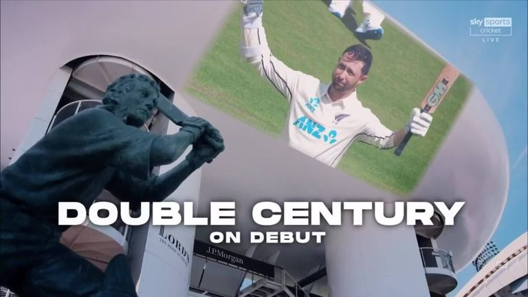 Watch The Late Cut from the second day of the Lord's Test, which included New Zealand's Devon Conway completing a double century on debut