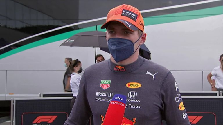 Max Verstappen reflects on his crushing win over Lewis Hamilton in the Styrian Grand Prix as he extends his lead over the Brit by 18 points.