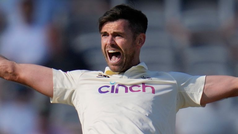 Anderson is the English equivalent of West Indies great Malcolm Marshall with the way he works out batsmen, says Alex Tudor