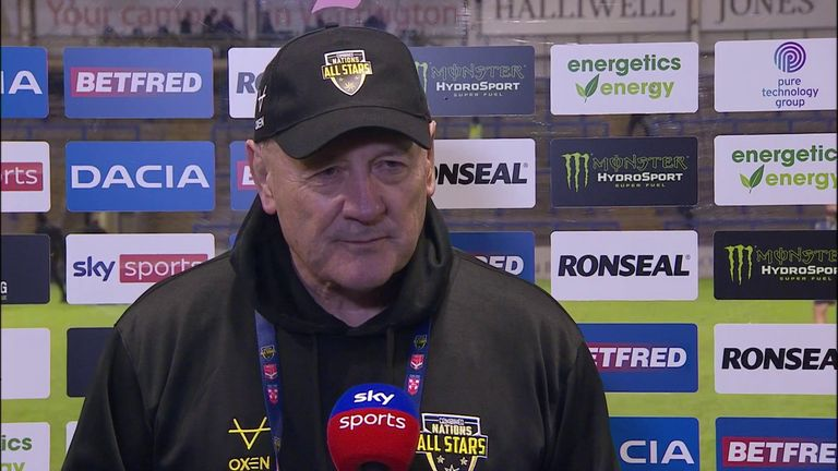 After leading the All Stars to victory over England, could this be the last time we see Tim Sheens as a head coach?