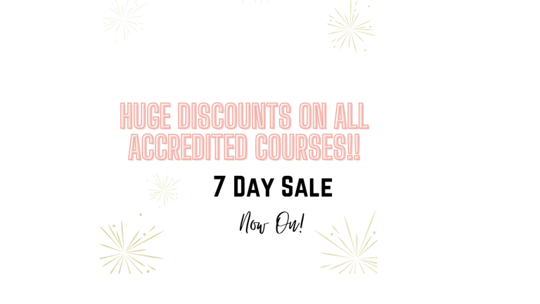 Posts will often advertise significant discounts on training courses. Pic: Facebook