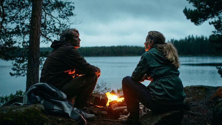 Mads Mikkelsen stars in Thomas Vinterberg's Another Round. Pic: Henrik Ohsten/ Studio Canal