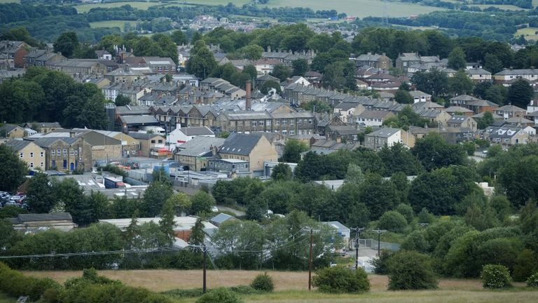 Batley and Spen consituency