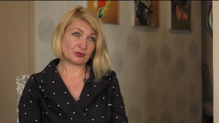 Lawyer Natalia Matskevich