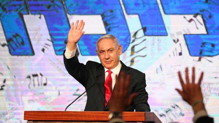 Netanyahu, or Bibi as he is known, earned a reputation for being a 'magician' in Israeli politics