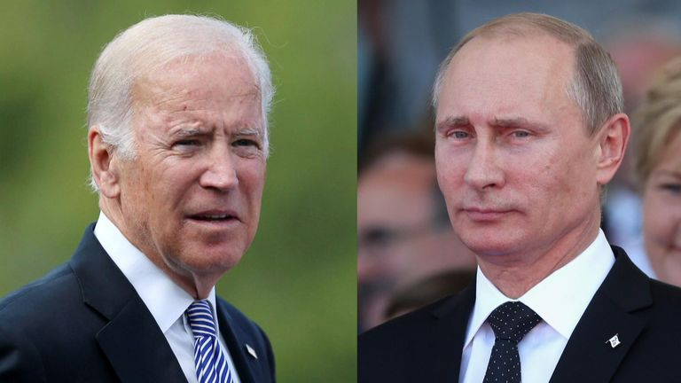 The presidents meet at a difficult time in US / Russian relations