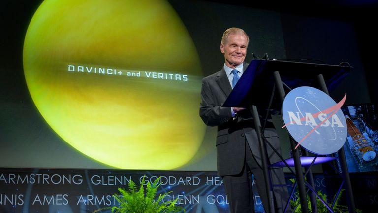 NASA Administrator Bill Nelson Pic: NASA