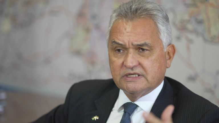General Elieser Girao says any inquiry into the government's handling of the crisis is politically motivated