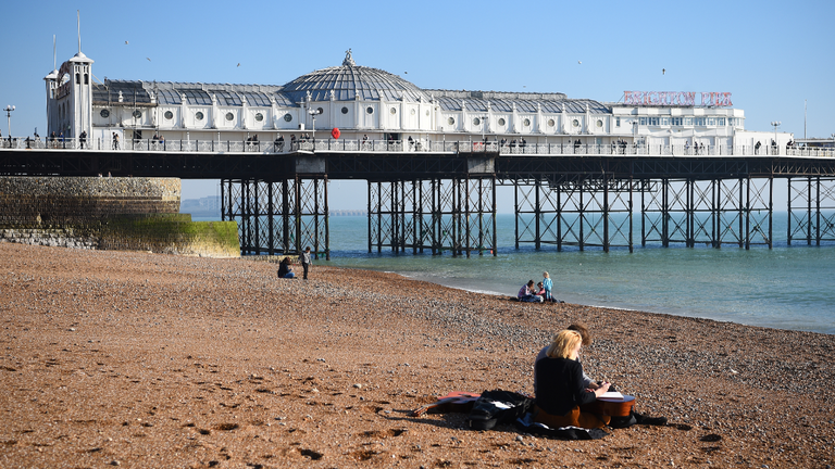 People heading to Brighton pier were overcharged