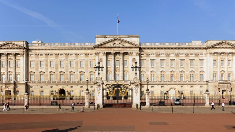 The palace admitted it needed to do more on diversity