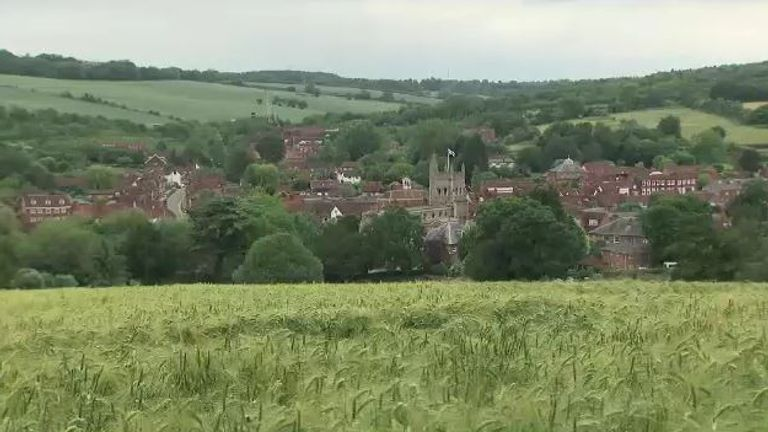 Countryside voters are unhappy about planning reforms