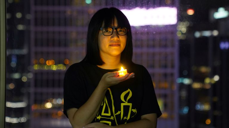 Chow Hang Tung, vice chair of Hong Kong Alliance, has been arrested ahead of the annual Tiananmen Square vigil