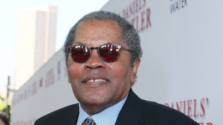 Clarence Williams III at The Los Angeles Premiere of 'The Butler', on Monday, August 12, 2013 in Los Angeles. (Photo by Alexandra Wyman/Invision/AP Images)