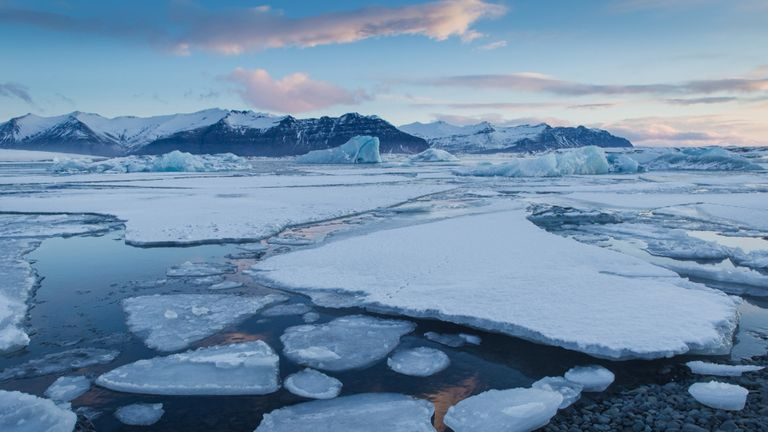 See why scientists are concerned over the Artic ice data