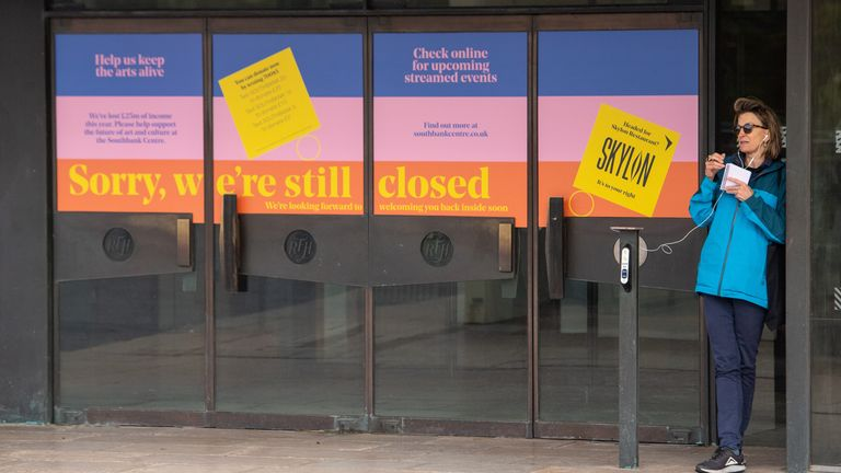 Southbank Centre closed