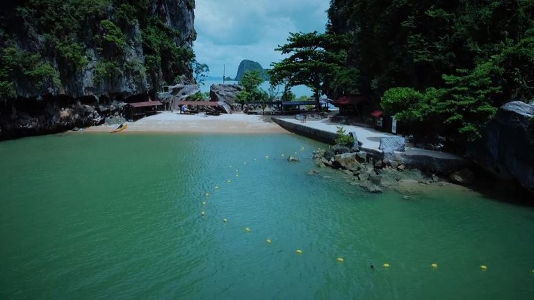 Neighbouring islands in Thailand, like Ko Khao Phing Kan, hope the Phuket model can be replicated across the country