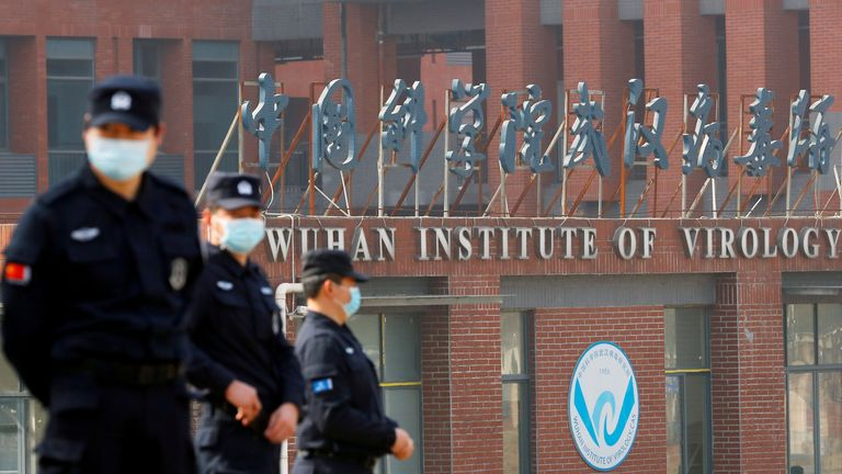 The Wuhan Institute of Virology that it is claimed COVID-19 may have escaped from
