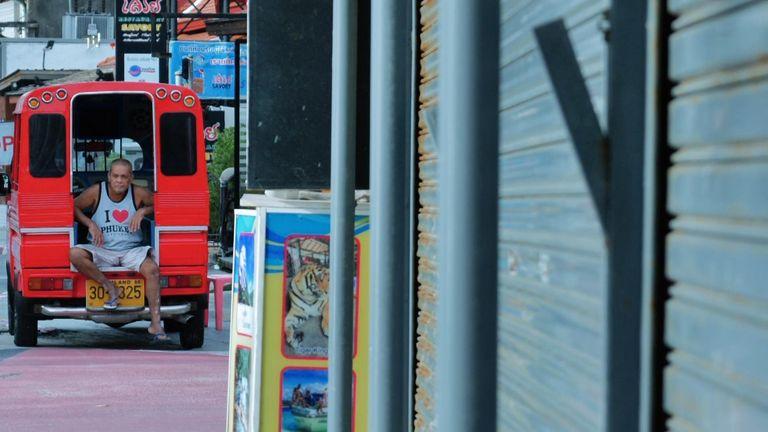 Phukets Wirtschaft durch COVID-19 erschüttert