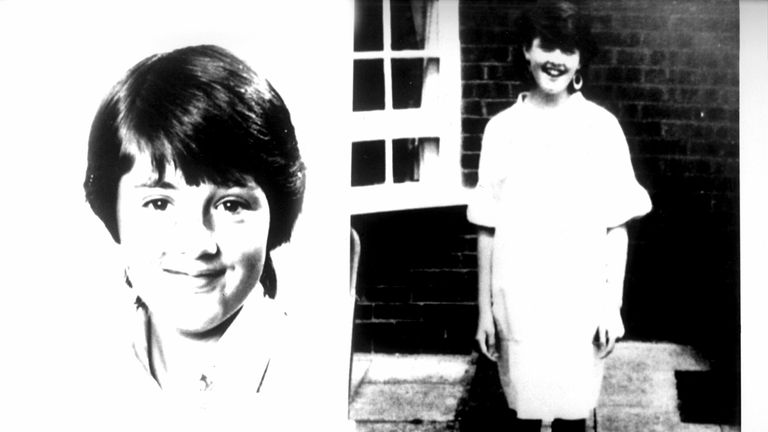 Schoolgirl Dawn Ashworth was found raped and murdered in the village of Narborough. Pic:  Topham/PA Archive/PA Images