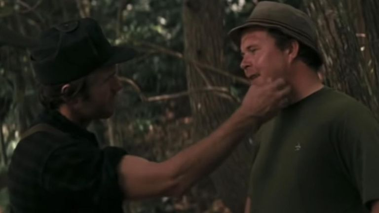 Ned BEATTY IN dELIVERANCE