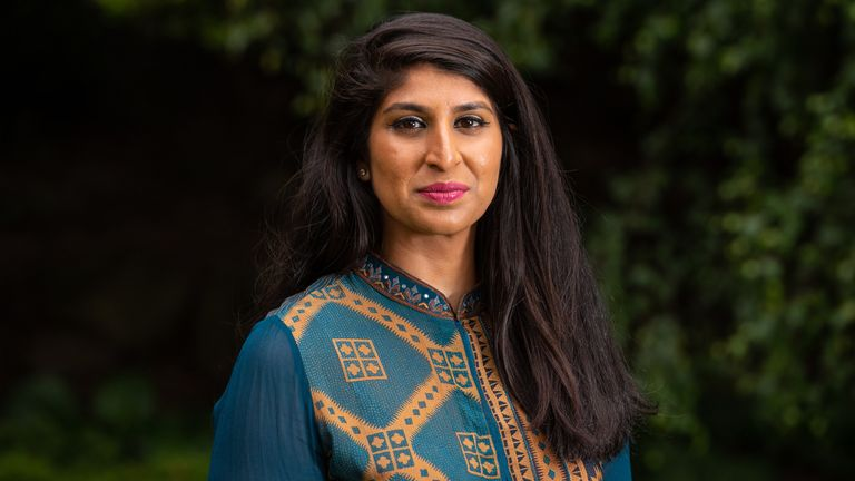 EMBARGOED TO 2230 FRIDAY JUNE 11 Divya Chadha Manek from the Vaccine Taskforce who has been awarded an OBE for services to Government during the Covid-19 Response, in the Queen's Birthday Honours List, photographed at her workplace in Harrow, west London. Picture date: Thursday June 10, 2021.