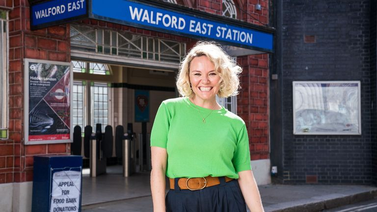 Charlie Brooks is returning to EastEnders as Janine Butcher, the BBC has confirmed