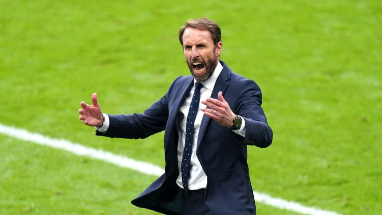 After missing the crucial penalty against Germany at Euro 96, Gareth Southgate has led England to their first win against Germany at a tournament in 55 years