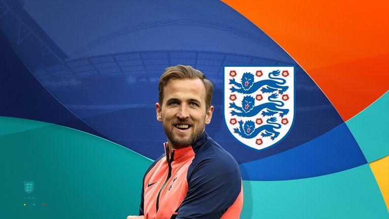 Harry Kane is England captain