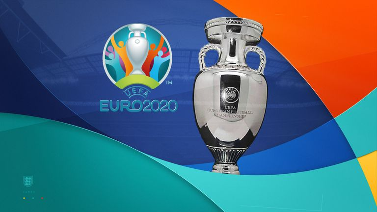 The final of Euro 2020 is on Sunday, 11 July at Wembley stadium