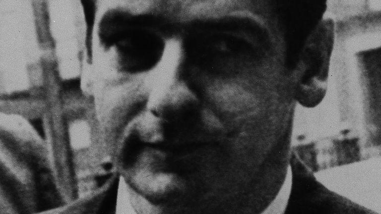 Boston strangler Albert DeSalvo