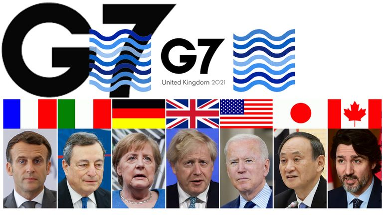 World leaders due to attend the G7 Summit in Cornwall in June