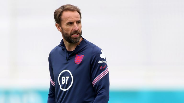 """Gareth Southgate has called on his England players to make the most of the """"opportunity"""" when they meet Germany"""