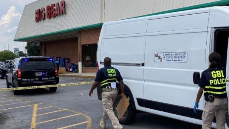 A supermarket worker was shot and killed by a customer after an argument about wearing a face mask. Pic: Georgia Bureau of Investigation
