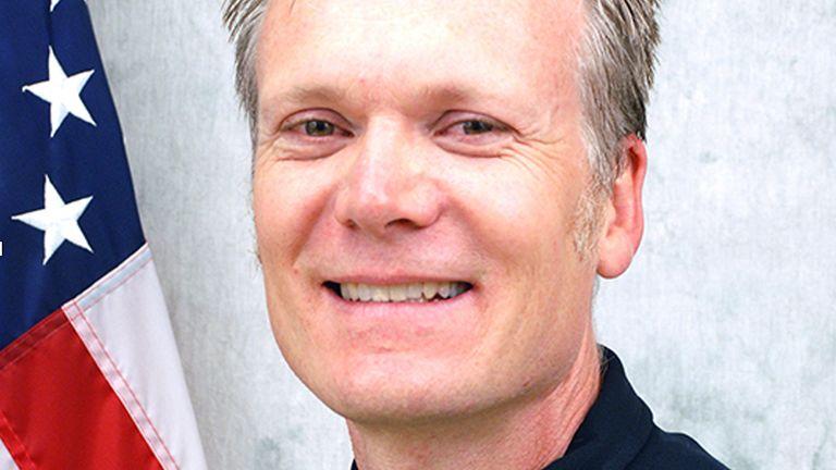 Gordon Beesley was shot dead in Arvada. Pic: AP