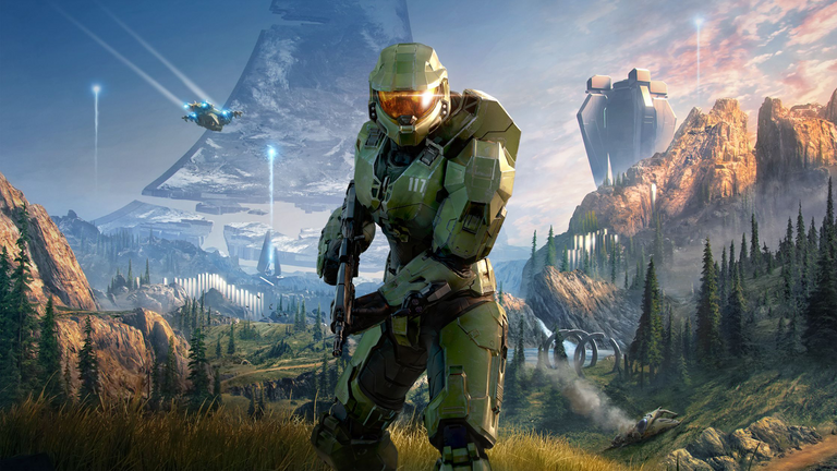 Fans panned Halo Infinity when gameplay footage was released in 2019. Pic: Microsoft