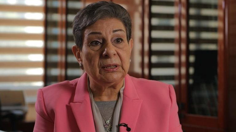 Palestinian politician Hanan Ashrawi said Netanyahu's legacy was 'one of the most, if not the most destructive legacy for Israel, for the whole region'
