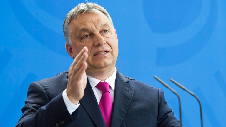 Hungary's Prime Minister Victor Orban has been criticised over 'discriminatory' LGBTQI laws