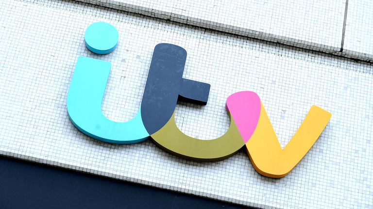 File photo dated 17/04/18 of the logo for ITV.