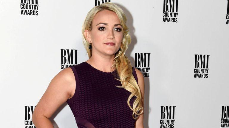 Jamie Lynn Spears is pictured in Nashville in 2016