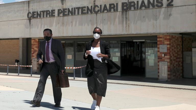 Janice McAfee and her lawyer, Javier Villalba, both said that Mr McAfee was not suicidal and the death was a shock to them