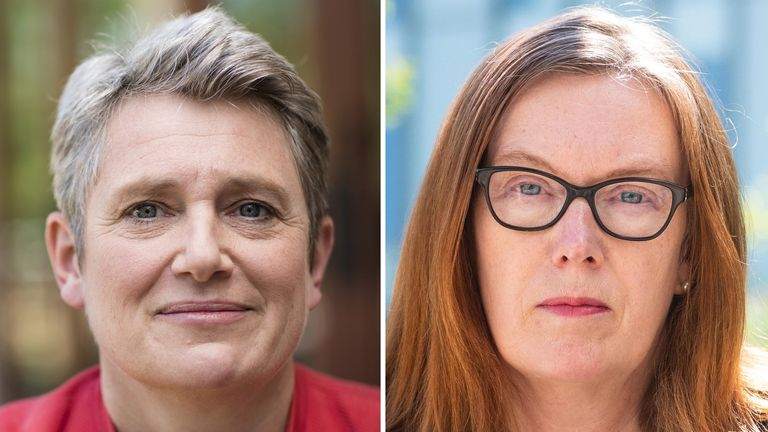 Kate Bingham and Sarah Gilbert lead the way on the Queen's Birthday Honours list